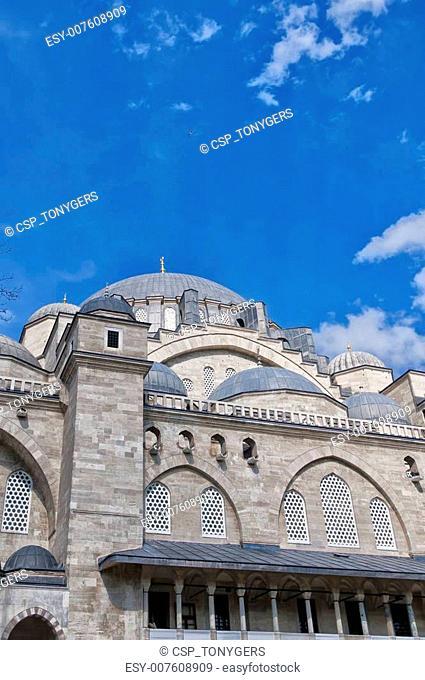 Suleiman Mosque 11