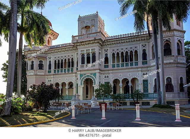 Palace, Palacio del Valle, Punta Gorda, Cienfuegos, Cienfuegos Province, Cuba