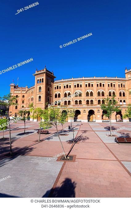 Europe, Spain, Madrid, Plaza de toros