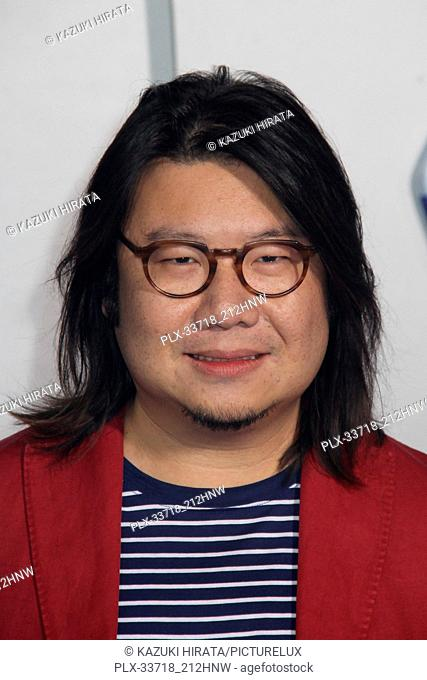 """Kevin Kwan 12/12/2018 """"""""Aquaman"""""""" Premiere held at the TCL Chinese Theatre in Hollywood, CA Photo by Kazuki Hirata / HNW / PictureLux"""