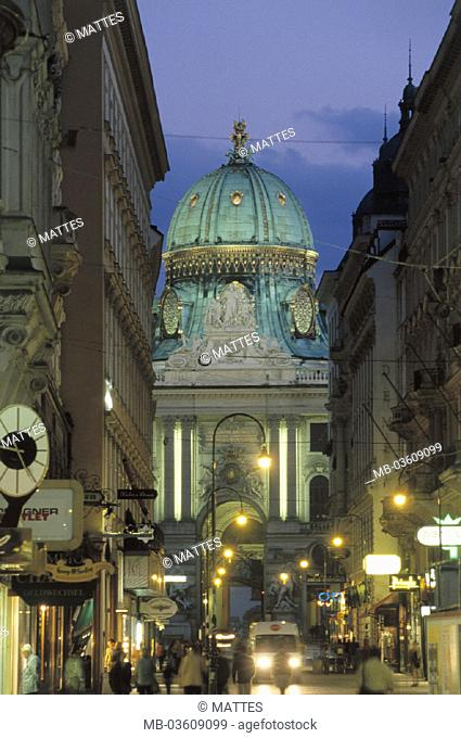 Austria, Vienna, cabbage market