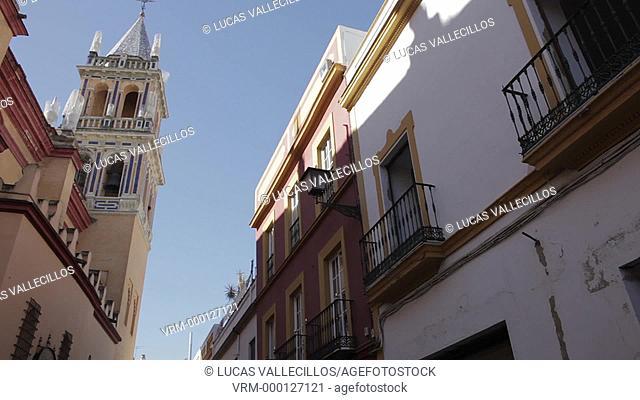 Real Parroquia de Señora Santa Ana, Triana, Seville, Andalusia, Spain