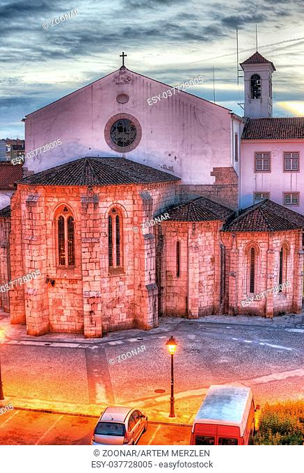 The Monastery of Sao Dinis in Odivelas, Portugal