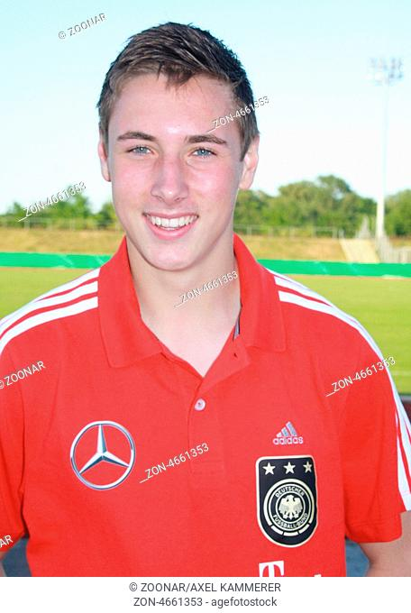 Dominik Kohr - U18 DFB National Players