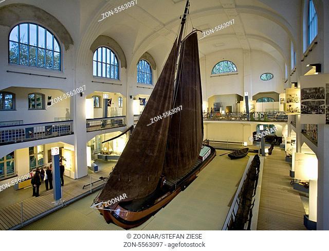 German Inland Waterways Museum, Duisburg