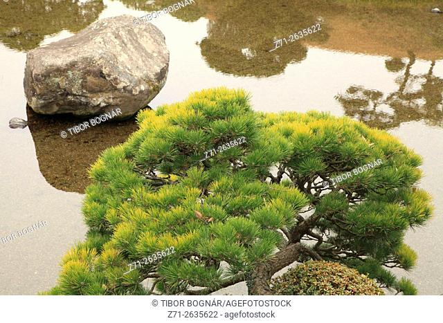 Japan, Kumamoto, Suizenji Garden,