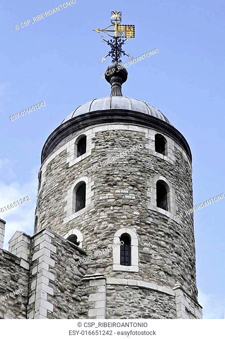 Tower of London The Round Tower