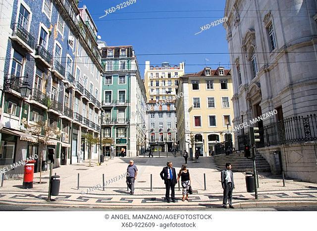 Portugal, Europe, Europa, Lisboa, Lisbon, travel, viajar, viaje, destino, destination, city center, calle, street, baixa, ciudad