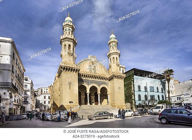 Algeria, Argel City, Alger Kasbah, Djemaa Ketchoua Mosque