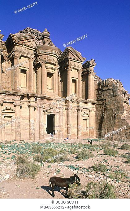 Jordan, Petra,Nabaean city