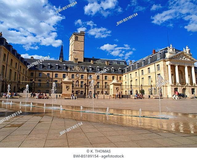 Place de la Liberation, France, Burgundy, Dijon