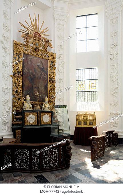 Kornelimünster, ehemalige Abteikirche St. Kornelius