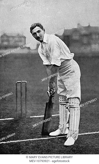 The Cricketer Charles Burgess Fry