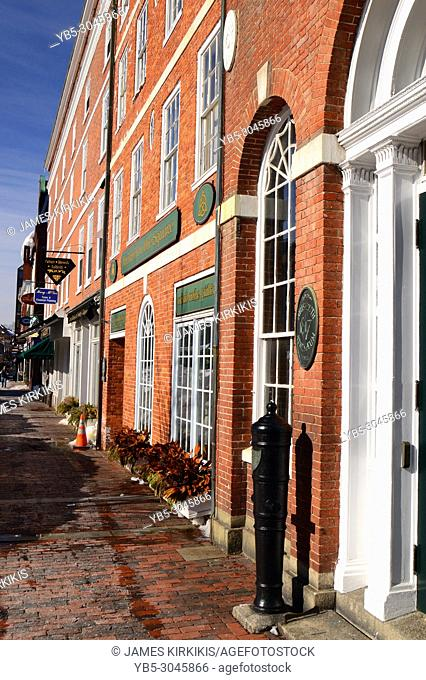 Market Square, Portsmouth, New Hampshire