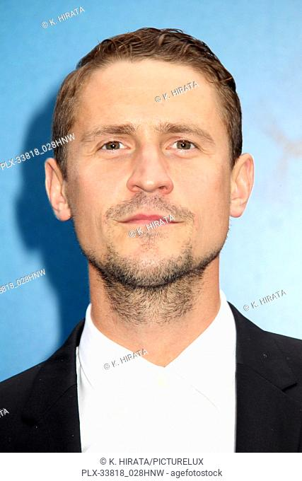 """Jonathan Howard 05/18/2019 """"""""Godzilla: King of the Monsters"""""""" Premiere held at the TCL Chinese Theatre in Hollywood, CA. Photo by K"""