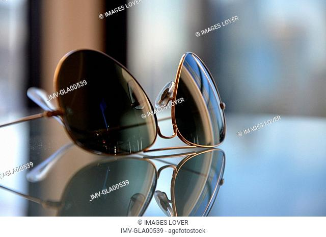 Close View of Sunglasses