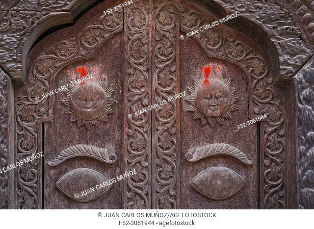 Durbar Marg, Patan, Lalitpur Metropolitan City, Kathmandu Valley, Nepal, Asia, Unesco World Heritage Site