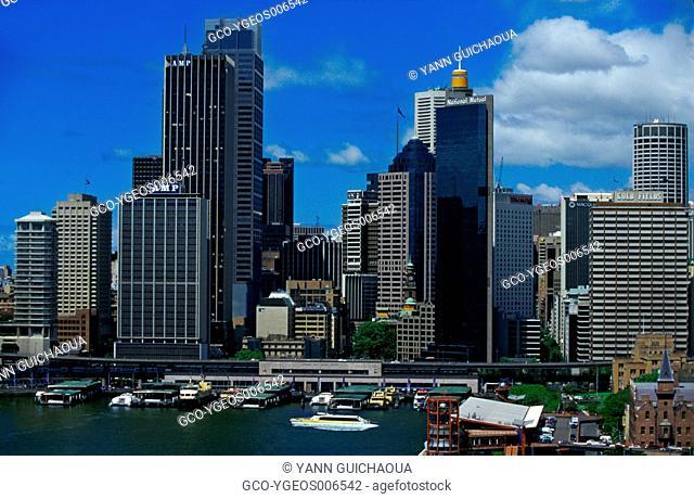 CIRCULAR QUAY - SYDNEY - AUSTRALIA