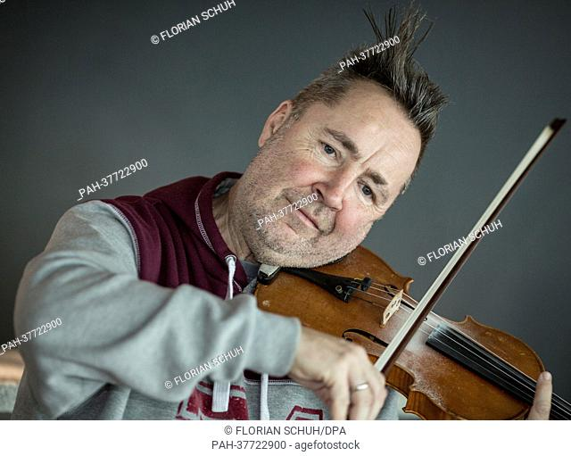 Nigel kennedy Stock Photos and Images | age fotostock
