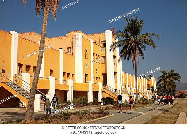 Moncada Barracks, Santiago de Cuba, Cuba, Carribean
