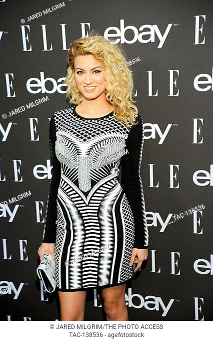 Singer Tori Kelly arrives at the 6th Annual ELLE Women In Music Celebration presented by eBay at Boulevard3 on May 20th, 2015 in Hollywood, California