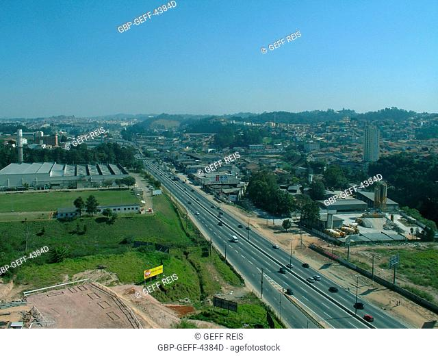 City, Regis Bittencourt Highway, Taboão da Serra, São Paulo, Brazil