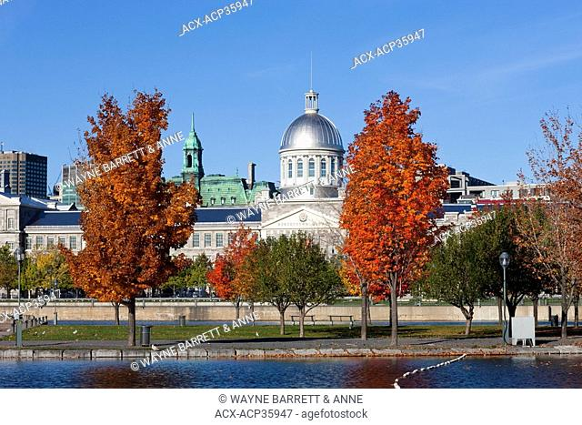 Bassin Bonsecours, Prom Du Vieux-Port, Old Montreal, Quebec, Canada