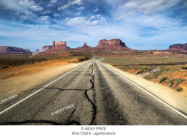 Forrest Gump Point, Utah, United States of America, North America