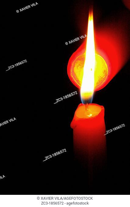 Candles, Isère, Rhône-Alpes, France
