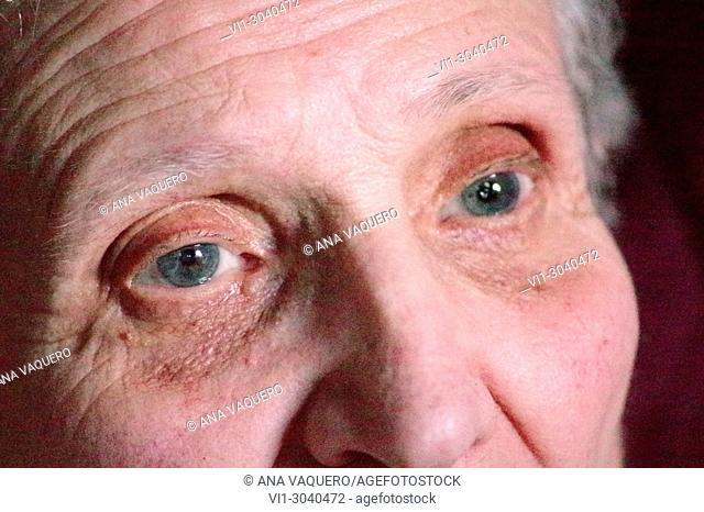 The look of Alzheimer's, Cáceres, Estremadura