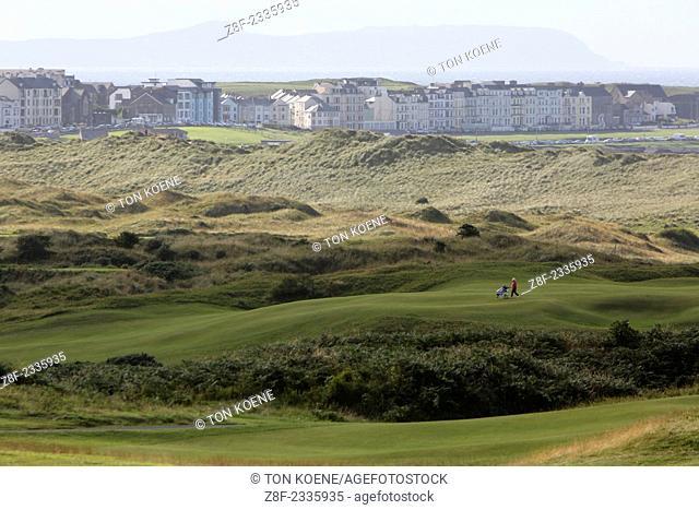 Royal Portrush Golf Club in Northern IrelandRoyal Portrush Golf Club in Northern Ireland