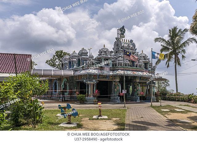 Sri Aruloli Thirumurugan temple, Penang Hill, Penang, Malaysia, Asia