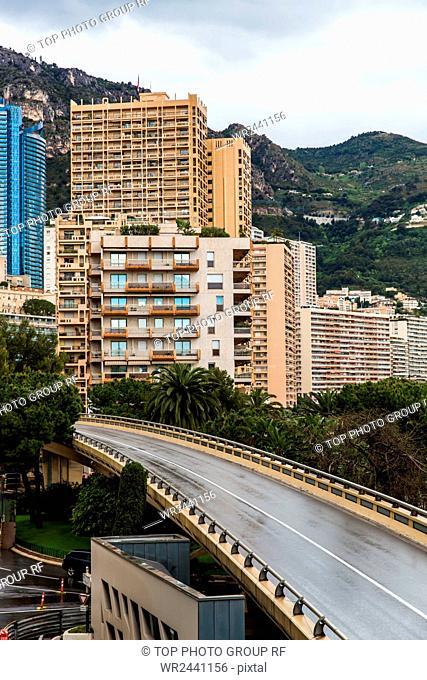 Monaco;street