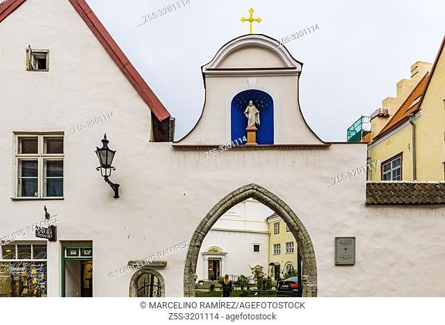St. Peter and St. Paul's Cathedral, Tallinn, Harju County, Estonia, Baltic states, Europe