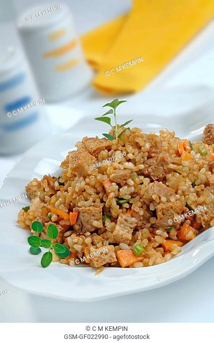 Cantonese-style rice