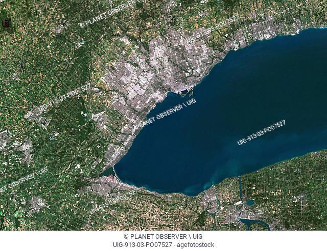 Toronto, Hamilton and Niagara Falls, Canada