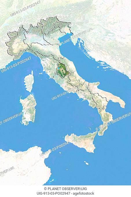 Map Of Perugia Stock Photos And Images Age Fotostock