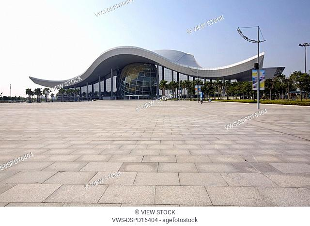Guangzhou International Convention Center,Guangdong,China