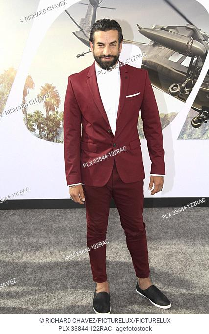 "Robert Paul Taylor at the Universal Pictures World Premiere of """"Fast & Furious Presents: Hobbs & Shaw"""". Held at the Dolby Theater in Hollywood, CA, July 13"