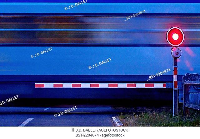 Train, Dordogne, Aquitaine, France