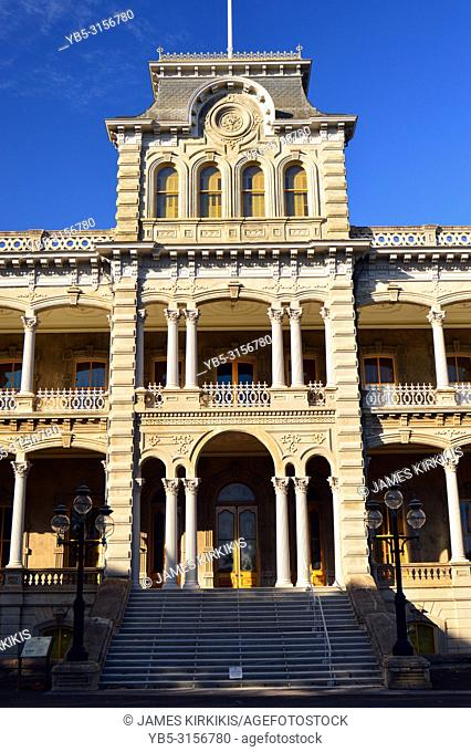 Iolani Palace in Honolulu is considered the only royal palace in the United States