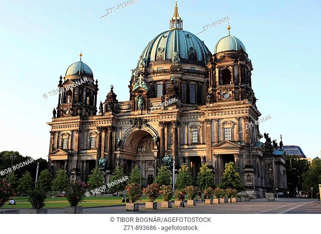 Germany, Berlin, Dom, Cathedral