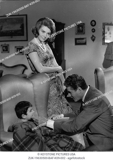 May 00, 1963 - Silva Koscina the beautiful Italian actress began today filming in ' The little nuns' a nice screen comedy