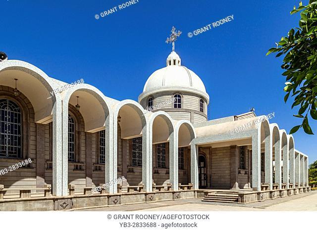 Church Of St Gebriel, Lake Ziway, Ziway, Ethiopia
