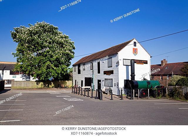 England Kent Tenterden & District Museum