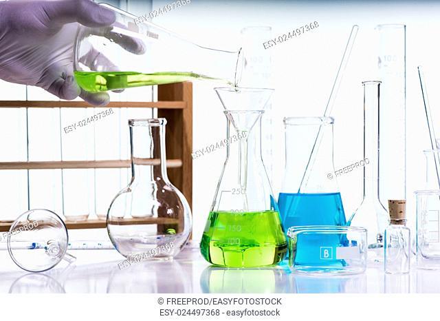 Chemical, Science, Laboratory, Test Tube, Laboratory Equipment, Studio shoot
