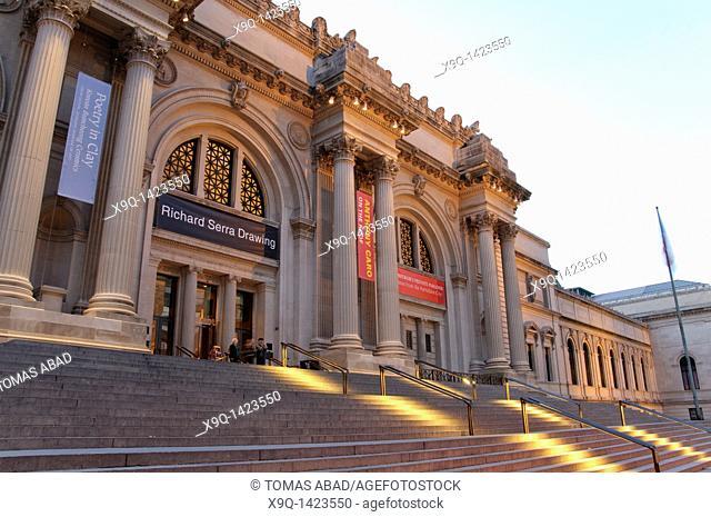 Metropolitan Museum of Art, New York City, 2011