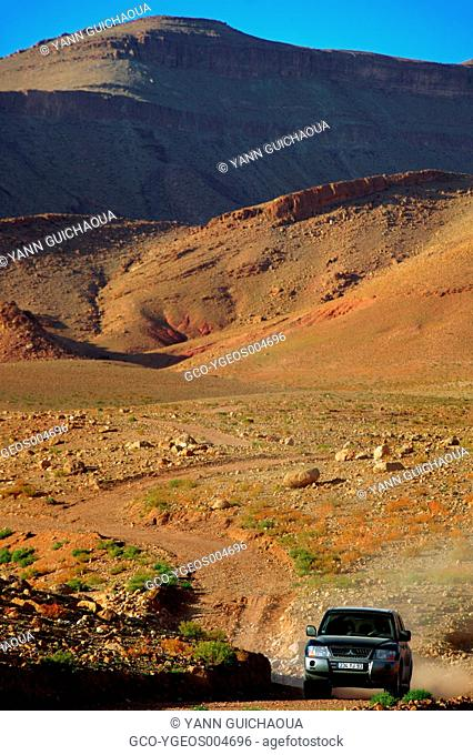 OFF ROAD IN MOROCCO, DADES VALLEY