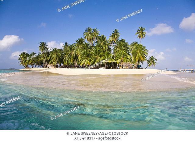 Robinson Island, San Blas Islands, Kuna Yala, Panama
