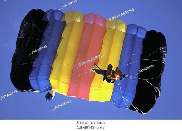 Aerian Leisure - Parachutist